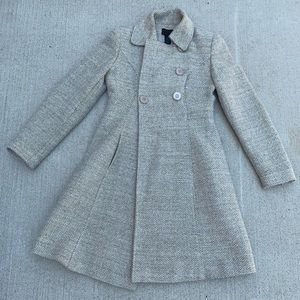 Woman's wool coat